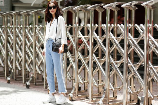 Ngắm street style vừa chất vừa vui của giới trẻ Việt, bạn sẽ chẳng muốn diện đồ một cách an toàn nữa - Ảnh 1.