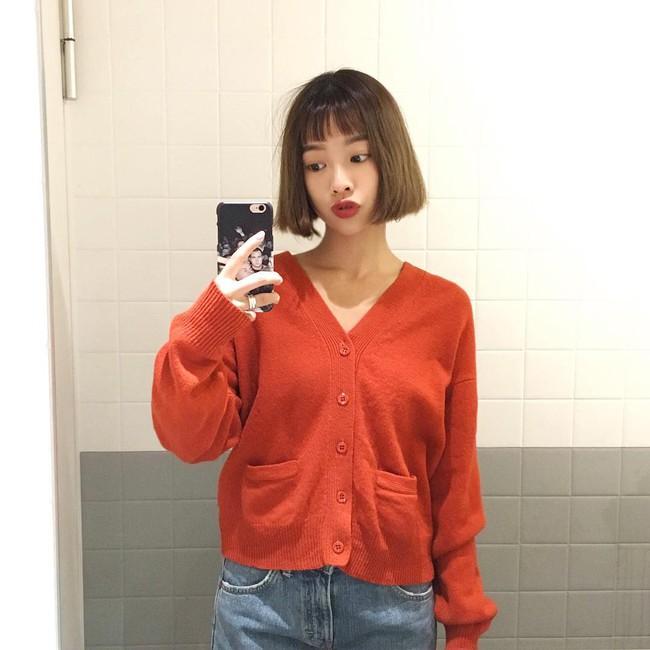 Xu hướng sexy có lên ngôi thì con gái châu Á vẫn kết 4 kiểu tóc mái cute siêu cấp này - Ảnh 2.