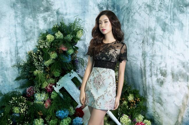 Hoa hau Viet Nam 2016 My Linh 'lot xac' ngay cang xinh dep va quyen ru
