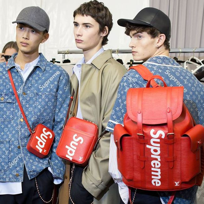 Louis Vuitton x Supreme - BST hàng hiệu xa xỉ mang đẳng cấp dân chơi đang khiến giới thời trang dậy sóng - Ảnh 2.