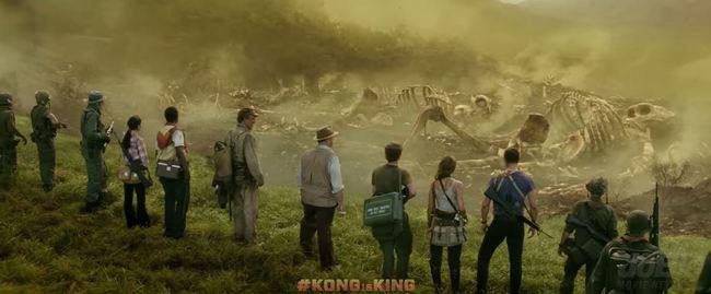 Bom tấn được quay tại Việt Nam về King Kong tiếp tục hé lộ loạt teaser hấp dẫn đến nghẹt thở - Ảnh 2.