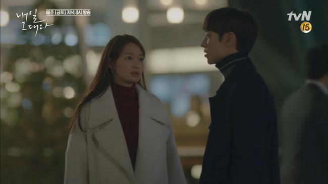 """""""Tomorrow With You"""": Cuối cùng chồng Shin Min Ah đã tự thú trước bình minh - Ảnh 2."""