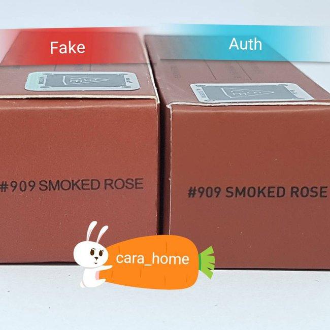 Clip: Đập hộp, swatch son 3CE fake - Nếu không chú ý sẽ rất khó phân biệt! - Ảnh 8.