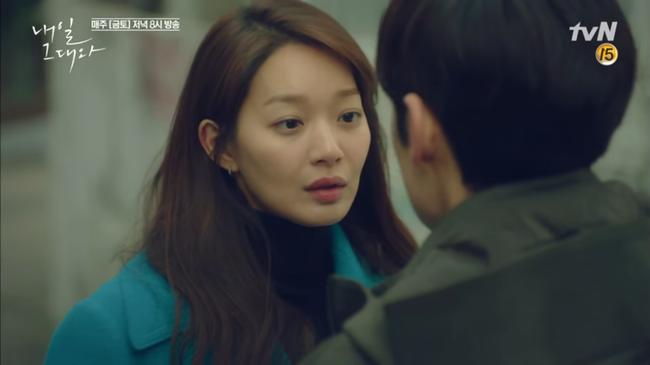"""""""Tomorrow With You"""": Thót tim vì Shin Min Ah tự """"chui đầu vào rọ"""" - Ảnh 16."""