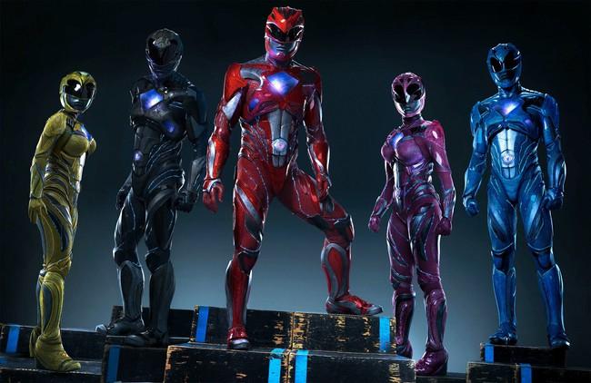 Power Rangers - Giữ vững tinh thần của người tiền nhiệm - Ảnh 2.