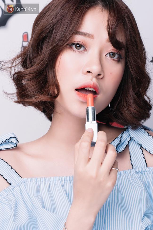 Hot girl Mai Anh bật mí 4 màu son cam siêu đẹp cô nàng hay dùng nhất - Ảnh 8.