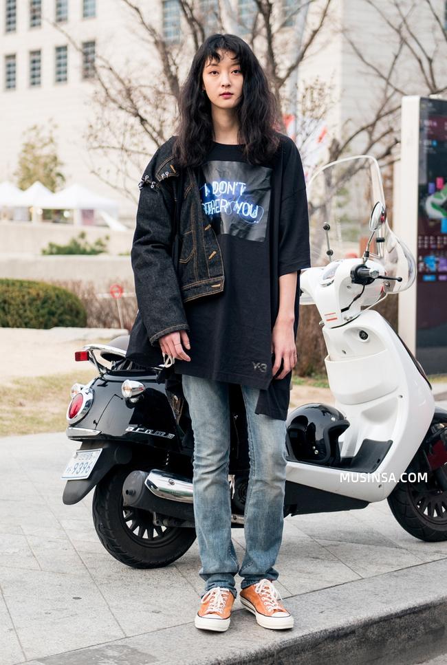 Giới trẻ thế giới chẳng bao giờ gây thất vọng với street style chỉ có nuột trở lên - Ảnh 2.