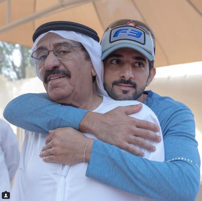 Cuộc sống xa hoa của chàng Thái tử tỷ phú trong Hoàng gia Dubai - Ảnh 3.