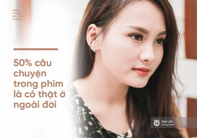 Bảo Thanh - cô vợ trong Sống Chung với mẹ chồng: