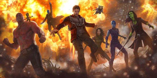 James Gunn sẽ tiếp tục làm đạo diễn và biên kịch của Guardians Of The Galaxy Vol.3 - Ảnh 2.