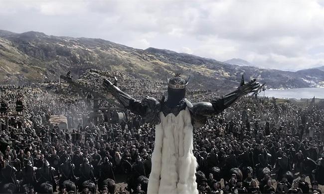 Huyền thoại về thanh gươm trong đá quay trở lại màn ảnh với King Arthur: Legend of the Sword - Ảnh 3.