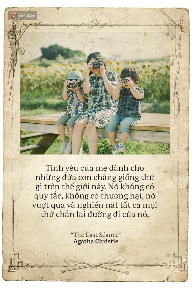 Ngày của mẹ, hãy đọc những trích dẫn cảm động này rồi về nhà và ôm mẹ ngay một cái! - Ảnh 3.