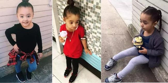 Mới 4 tuổi, cô nhóc này đã sở hữu hàng chục đôi sneakers đình đám khiến người lớn phải kiêng dè - Ảnh 20.