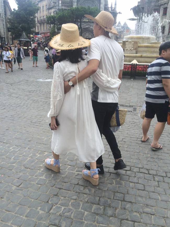 Không công khai tình cảm nhưng Angela Phương Trinh và Võ Cảnh lại bị bắt gặp tình tứ ở Đà Nẵng! - Ảnh 4.