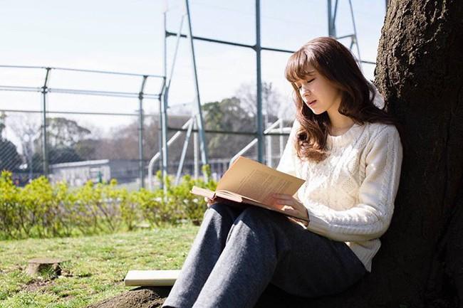 Cô gái Nhật đã xinh lại còn lai Mỹ, đúng là không thể không yêu rồi!
