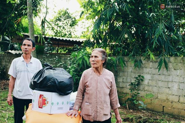 Cộng đồng chung tay giúp đỡ người mẹ già muốn cho 6 con dại ăn một bữa thật no rồi cùng chết - Ảnh 7.