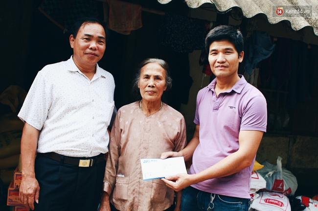 Cộng đồng chung tay giúp đỡ người mẹ già muốn cho 6 con dại ăn một bữa thật no rồi cùng chết - Ảnh 5.