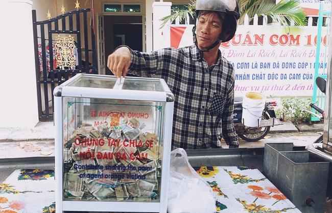 Quán cơm 1.000 đồng ra đời vì chủ quán được người dưng cho tiền đổ xăng, điều tử tế lại sinh ra điều tử tế - Ảnh 9.