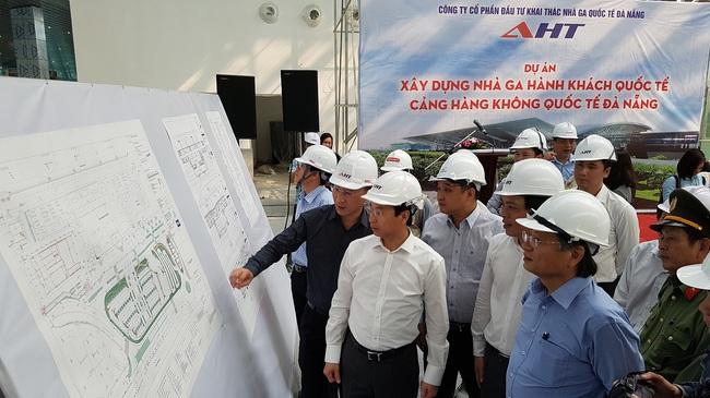Cận cảnh nhà ga hành khách quốc tế hơn 3.500 tỷ đồng sắp hoàn thành ở Đà Nẵng - Ảnh 14.