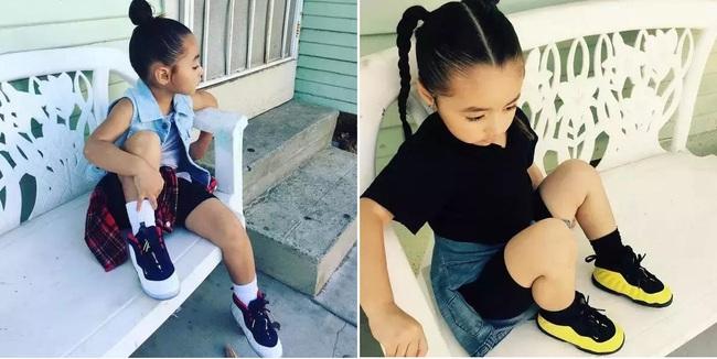 Mới 4 tuổi, cô nhóc này đã sở hữu hàng chục đôi sneakers đình đám khiến người lớn phải kiêng dè - Ảnh 21.