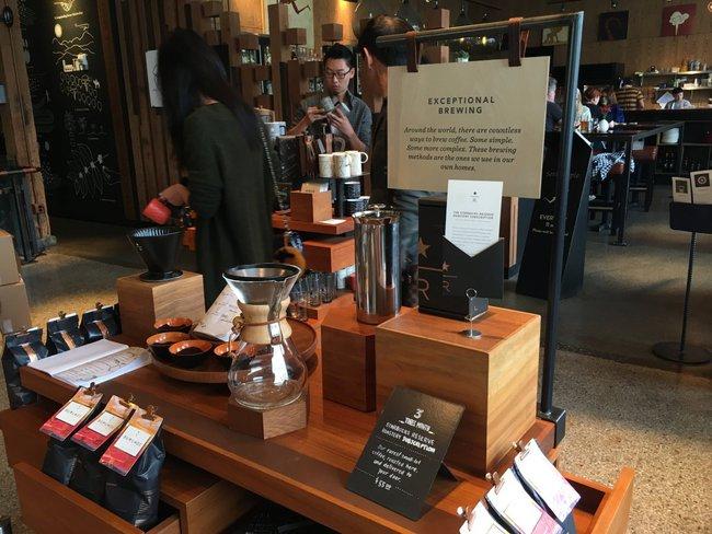 Choáng ngợp với cửa hàng có quy mô lớn nhất từ trước đến nay của Starbucks - ảnh 16