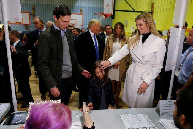 Từ cô con gái nhà giàu đến đệ nhất tiểu thư Mỹ: Cuộc sống sang chảnh từ trứng nước của Ivanka Trump - ảnh 22