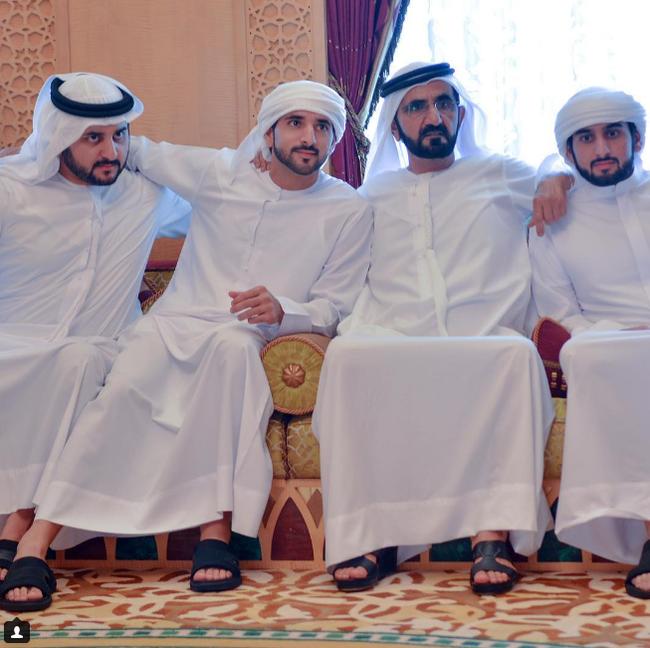 Cuộc sống xa hoa của chàng Thái tử tỷ phú trong Hoàng gia Dubai - Ảnh 35.