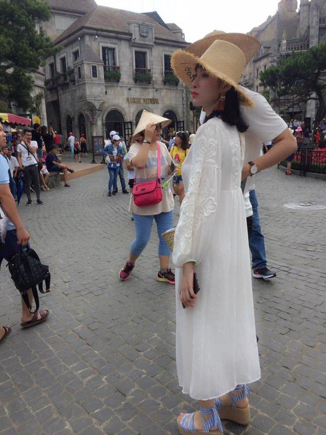 Không công khai tình cảm nhưng Angela Phương Trinh và Võ Cảnh lại bị bắt gặp tình tứ ở Đà Nẵng! - Ảnh 3.