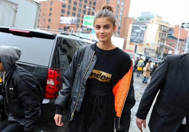 Chiêm ngưỡng đặc sản street style không đâu đẹp bằng của Tuần lễ thời trang New York - Ảnh 11.