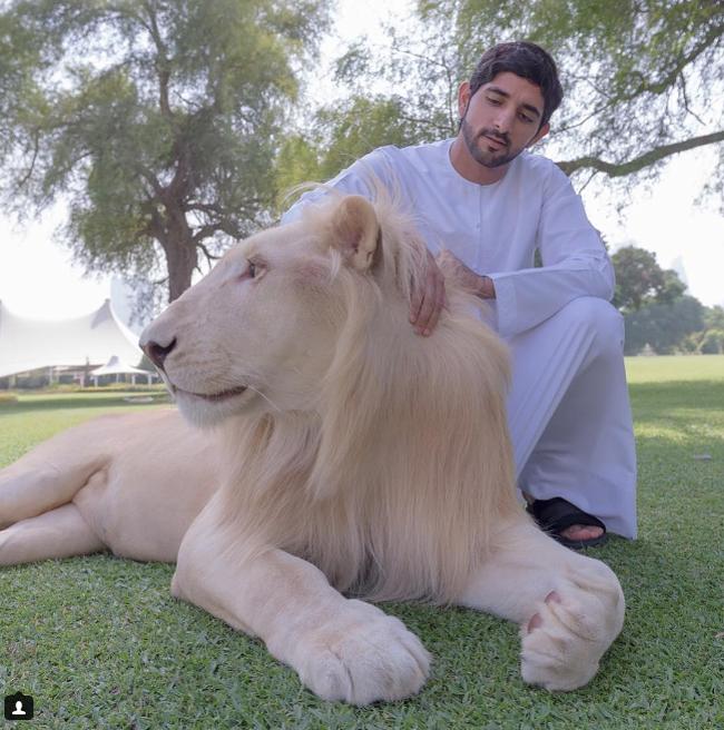 Cuộc sống xa hoa của chàng Thái tử tỷ phú trong Hoàng gia Dubai - Ảnh 37.