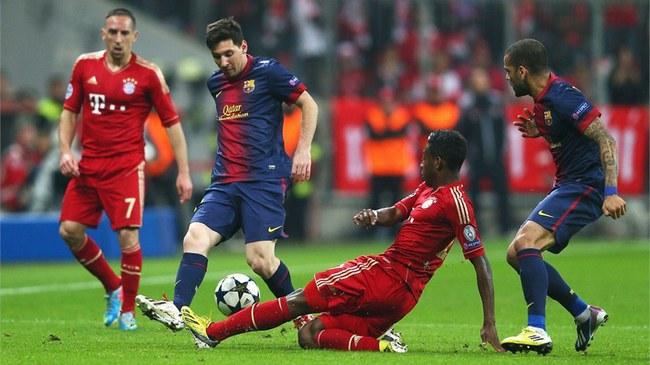 Lionel Messi và 5 trận cầu thất vọng nhất sự nghiệp - ảnh 4