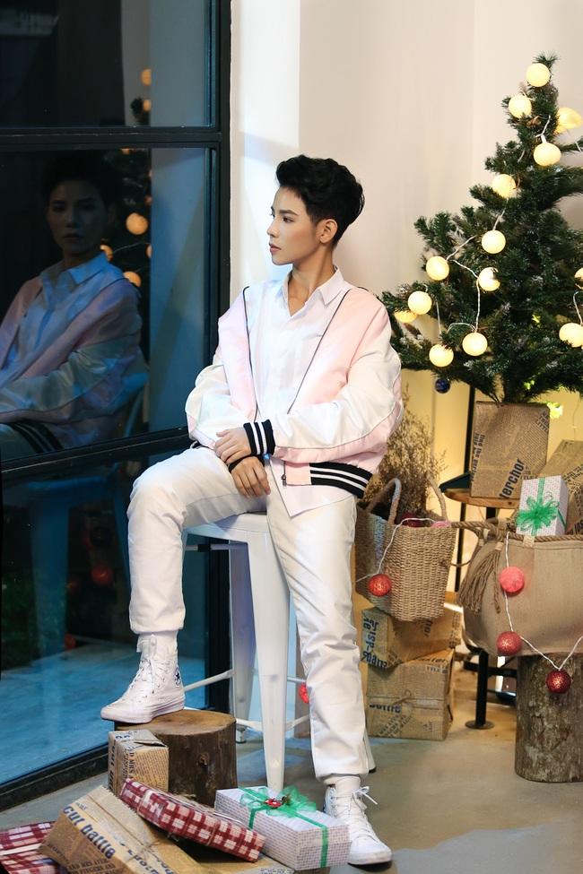 Vũ Cát Tường hóa ma-nơ-canh, yêu hot girl trong MV Ngày hôm qua - Ảnh 3.