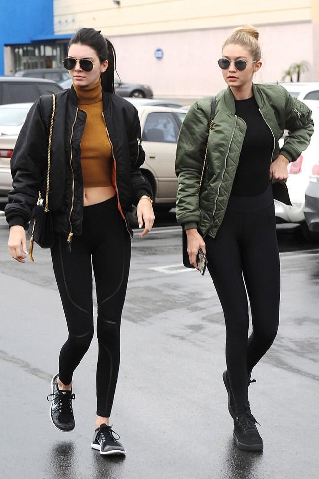 Năm 2017 rồi, nếu có diện legging thì phải diện như thế này mới chất nhé các cô nàng! - Ảnh 7.