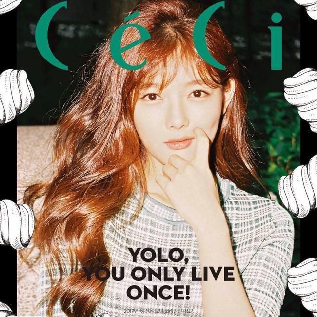 Suzy xinh đẹp nhưng style nhạt hơn hẳn các sao nữ khác trên tạp chí tháng 1 - Ảnh 8.