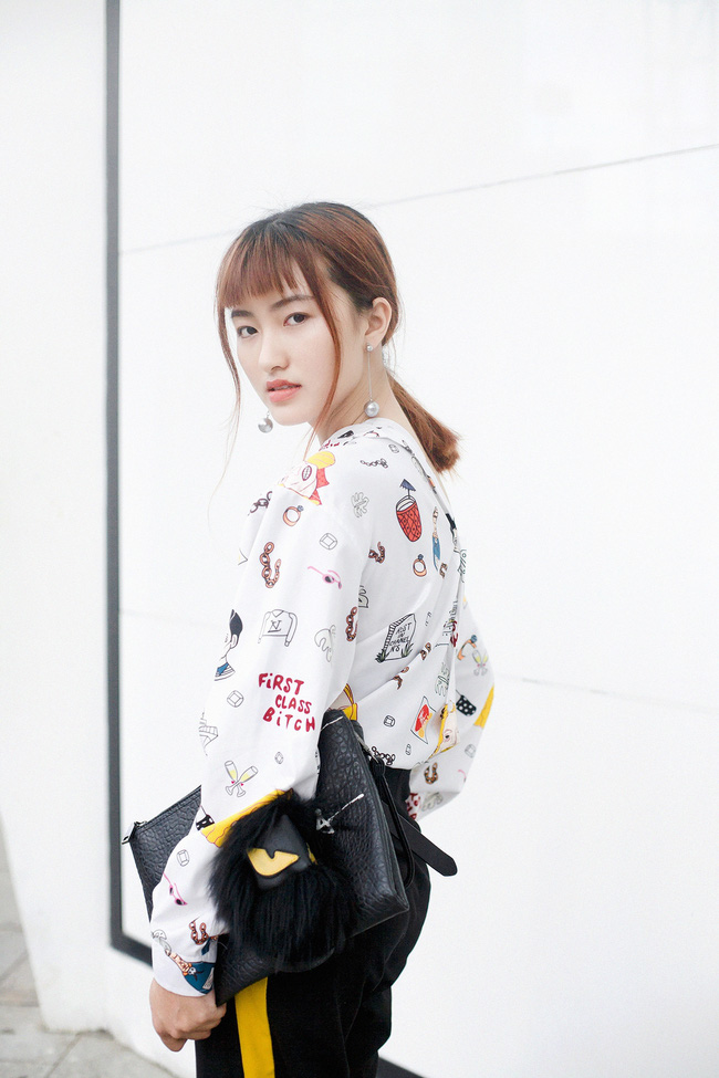 Ngắm street style vừa chất vừa vui của giới trẻ Việt, bạn sẽ chẳng muốn diện đồ một cách an toàn nữa - Ảnh 4.