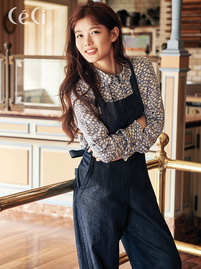 Suzy xinh đẹp nhưng style nhạt hơn hẳn các sao nữ khác trên tạp chí tháng 1 - Ảnh 10.