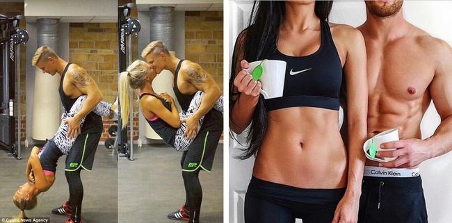 Hẹn hò thời nay là cùng rủ nhau tập gym vừa chất, vừa tình thế này - Ảnh 1.