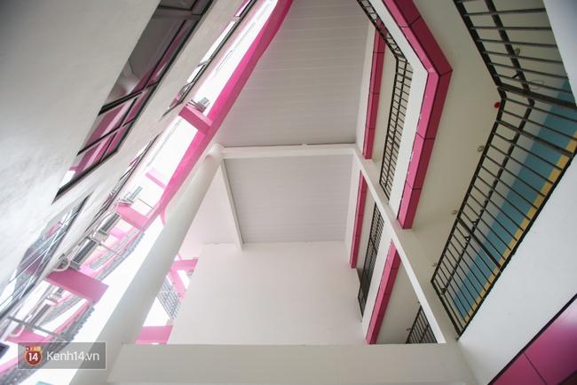 Du học tại chỗ ở Hà Nội tại ngôi trường mới toanh, sang xịn và toàn màu hồng! - ảnh 14