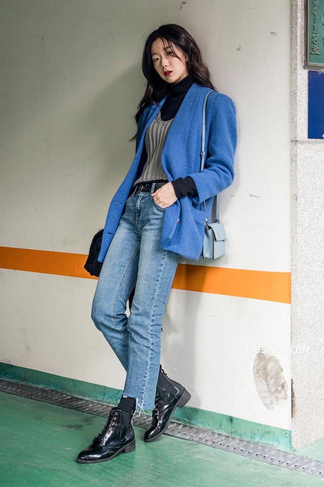 Mải mê ngắm street style ngày lạnh đẹp quên sầu của giới trẻ thế giới - Ảnh 3.