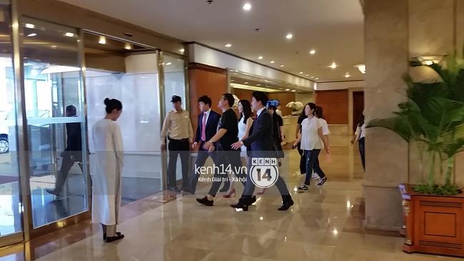 Độc quyền: Yoona xuất hiện xinh như thiên thần, xuất phát đến nơi gặp gỡ báo chí - Ảnh 3.