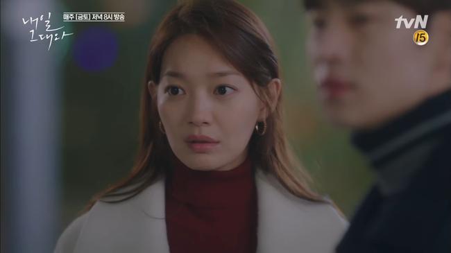 """""""Tomorrow With You"""": Cuối cùng chồng Shin Min Ah đã tự thú trước bình minh - Ảnh 3."""