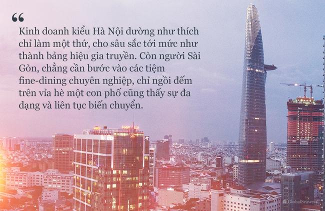 Từ những hàng quán nhỏ ven đường, nhìn ra khác biệt giữa cách kinh doanh Hà Nội - Sài Gòn - Ảnh 3.