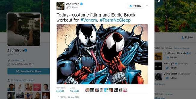 Zac Efron hóa thân thành kẻ thù không đội trời chung của Spider-Man - Ảnh 3.