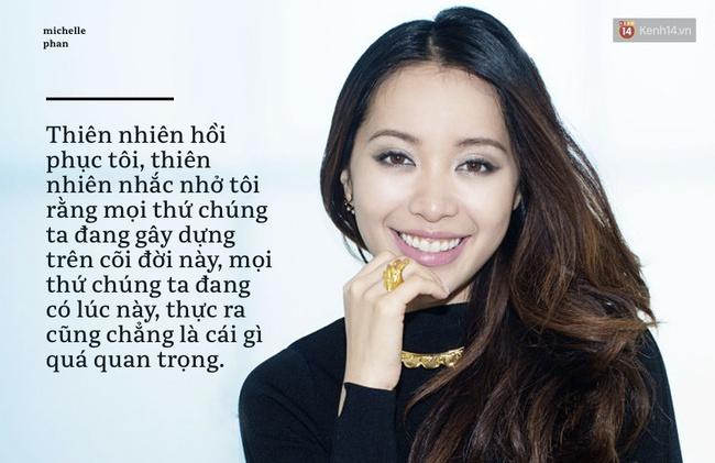 Lí do Michelle Phan giải thích việc biến mất đã thức tỉnh nhiều cô gái: Thật giàu hay thật nhiều tiền cũng chẳng để làm gì! - Ảnh 5.
