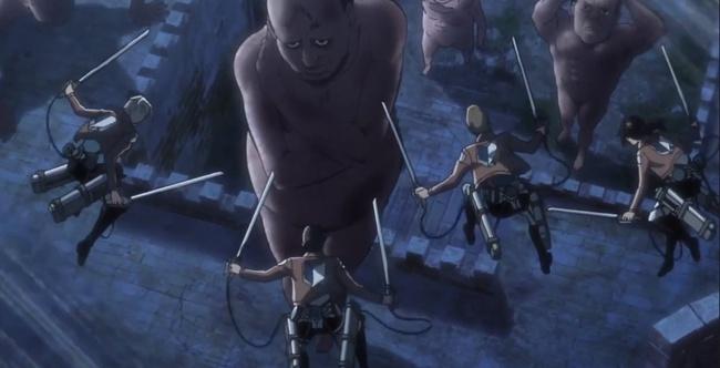 Attack on Titan 2: Không chỉ Eren và Annie có thể biến thành Titan - Ảnh 3.