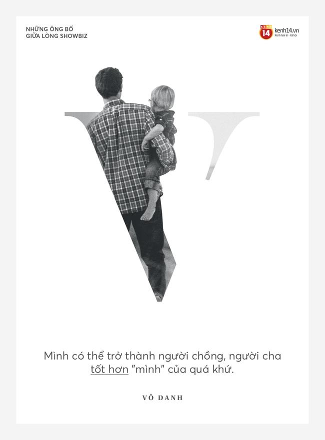 Các ông bố giữa lòng showbiz: Thước đo hạnh phúc là cách ta thể hiện với những người gần gũi nhất - Ảnh 2.