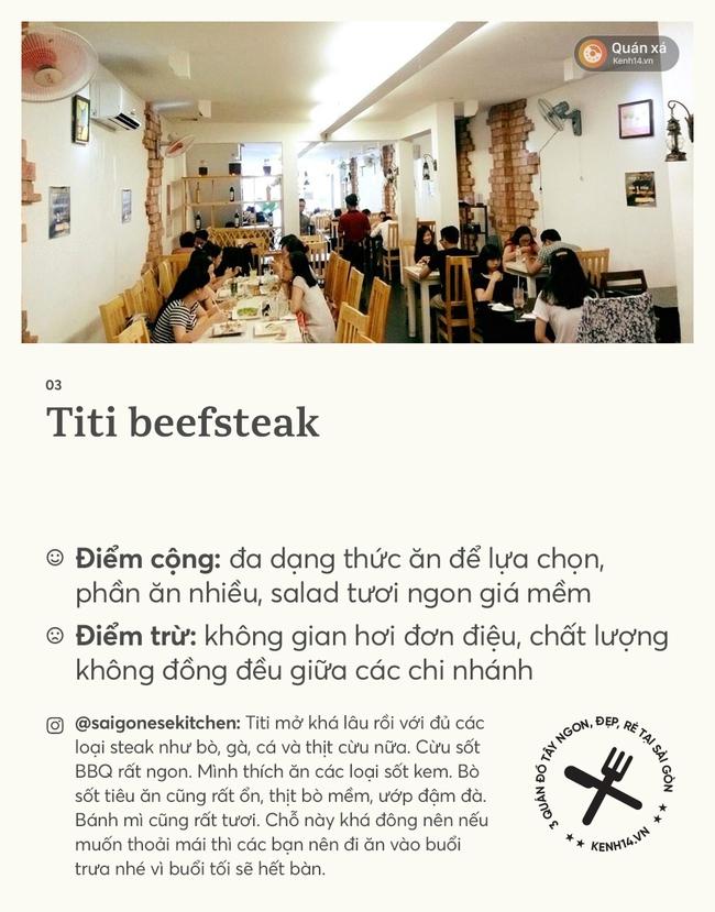Sài Gòn: Ngày cuối kỳ nghỉ lễ, tụ tập đi ăn steak ngon - rẻ ở 3 quán xinh xắn này nhé - Ảnh 6.