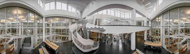 19 thư viện có kiến trúc tuyệt đẹp tại Mỹ - Ảnh 3.