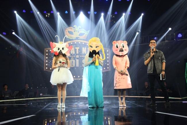 Chỉ có Thái Lan mới sáng tạo ra những ca sĩ mặt nạ kỳ quái như thế này! - Ảnh 3.