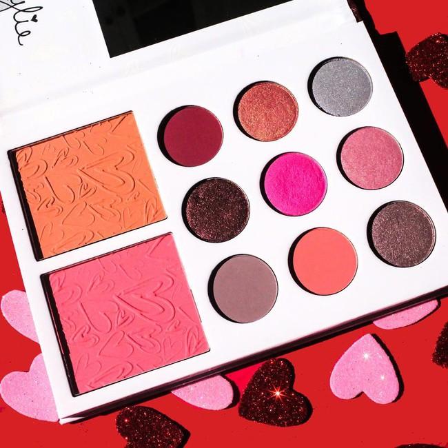 Có tín đồ làm đẹp nào lại không chảy nước miếng trước BST Valentine quá hoành tráng của Kylie Cosmetics cho được! - Ảnh 12.